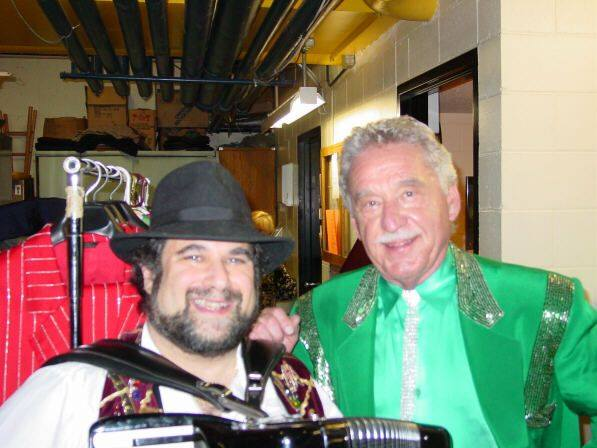Doc Severinsen and Mark